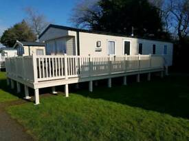 Beautiful Caravan to rent Kiln Park Tenby