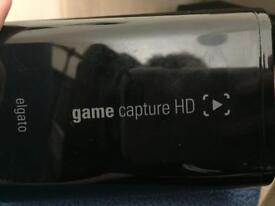 Elgato game capture card HD