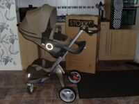 Stokke Xplory V3 purple