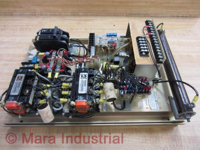 General Electric 6VFWS217A1 Motor Control
