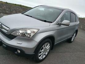 Honda CRV 2.2 Diesel 2007 + Private Plate