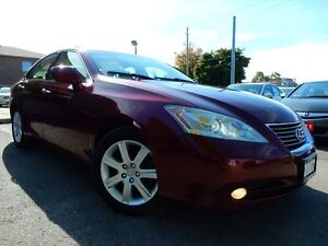 2007 Lexus ES 350 PREMIUM | LEATHER.ROOF | ONE OWNER