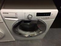 HOOVER 9KG 1400 SPIN A+++ WASHING MACHINE WHITE RECONDITIONED