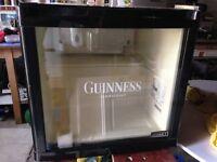 Guinness beer fridge