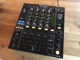 Pioneer DJM 850 Professional DJ Mixer - MINT - 4 Months Old ( CDJ 2000 Djm 900 XDJ )