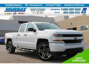 2017 Chevrolet Silverado 1500 Double Cab 4WD *KEYLESS ENTRY,REAR