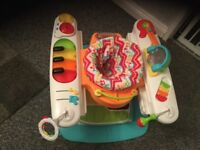 FISHER PRICE ACTIVERTY PIANO