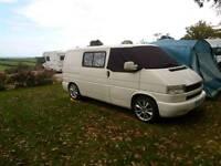 Volkswagen vw t4 day van camper