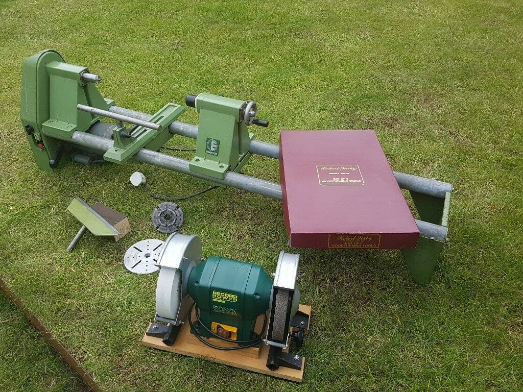 Elektra Beckum Hdm1000 Wood Lathe Robert Sorby Tools And