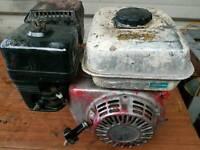 Honda engine for generator go kart