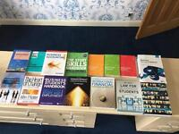 Assorted business books