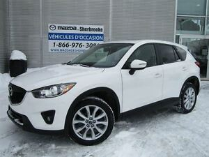2015 Mazda CX-5 GT CUIR TOIT OUVRANT AWD