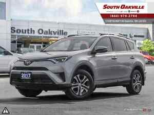 2017 Toyota RAV4 LE | AWD | BACKUP CAMERA | BLUETOOTH | HEATED S