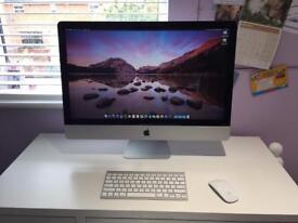 Apple iMac (27-inch, Late 2009) i5 16GB RAM 480 GB SSD / 1 TB HD