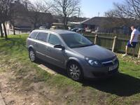 2005 Vauxhall Astra estate 1.7 cdti 132k £750 drives perfect great on diesel
