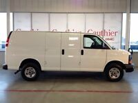 2015 GMC Savana 2500 1WT Cargo Van, Power Windows, Power Door Lo