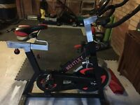 Bentley Spin bike to sell or swap for treadmill