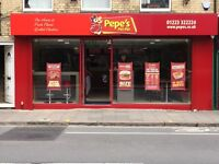 Experienced Restaurant Staff and Delivery Drivers needed - Pepe's Piri Piri in Cambridge