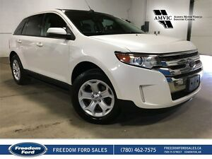 2013 Ford Edge SEL Leather, Navigation, Sunroof