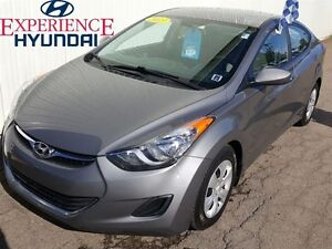 2013 Hyundai Elantra L TRANSMISSION | FACTORY WARRANTY | INCREDI