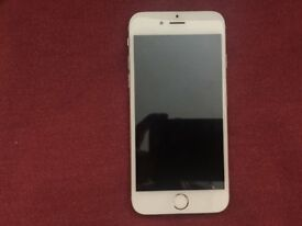 iPhone 6 (O2, GiffGaff, Sky  14 Day Guarantee 16GB Deliver+Post Apple White) [