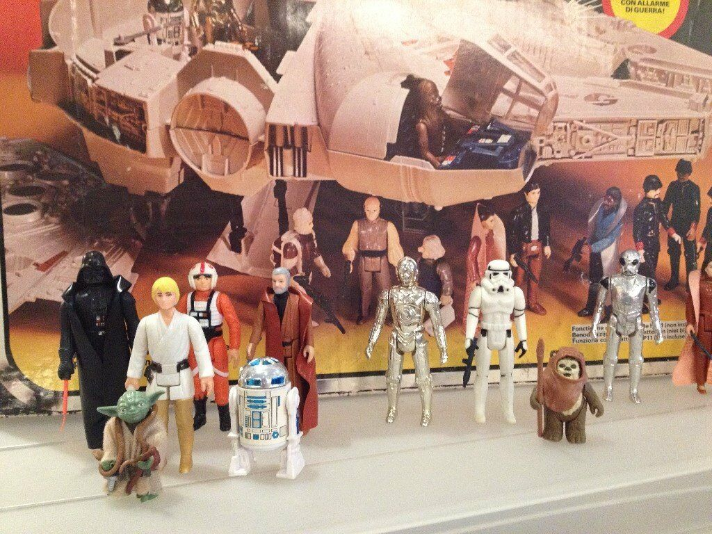 Wanted Star Wars Toys Figures Ships Etc Collector Looking To