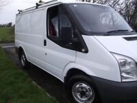 Ford transit van 2008 full service history ready to drive away