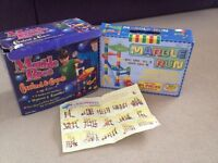 Two boxes of Marble Run