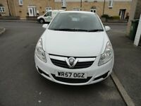 Vauxhall Corsa Van 1.3 CDTi Panel Van Diesel Manual,( NO VAT TO PAY(Good Honest & Reliable Work Van)