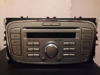 Radio FORD 6000 CD - full working with code