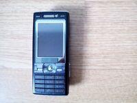 Sony Ericsson K800i Cyber-shot Black/Silver (Used locked on 3).