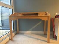 Desk/ vanity unit