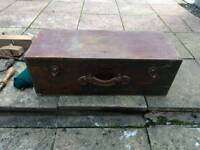 Vintage toolbox & tools