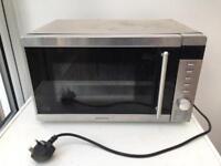 Kenwood stainless steel microwave