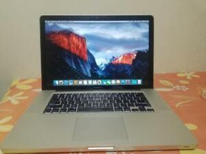 "MacBook Pro 2010/ 13.3"" /Core 2 Duo/  2.4 GHz/ NVIDIA Graphics/ 4 GB Memory/ 750 GB HDD"