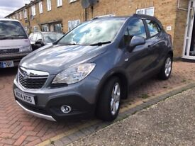 Vauxhall Mokka 1.7 CDTi Exclusiv 5dr Auto (14)2014 HPI Clear,1 Owner
