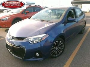 2016 Toyota Corolla S LEATHER ROOF-NAVI-CAM