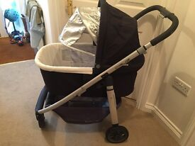 Uppababy Cruz - Carrycot only