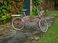 Classic Raleigh Shopper Bicycle
