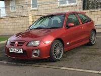 MG ZR 1.4 SERVICE HISTORY full year mot