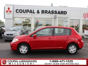 2012 Nissan Versa S OPTION PLUS + TOIT