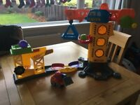 Vtech construction set - great condition!