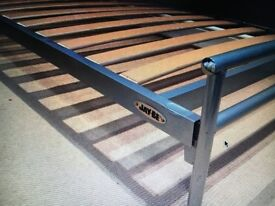 Jaybee metal bed frame single
