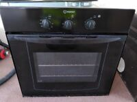 Oven. Hob. Used