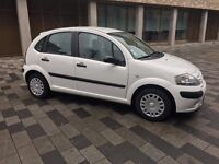 LHD CITROEN C3, FRENCH REGISTERED, FSH IN GREAT CONDITION