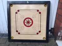 Authentic Carrom board