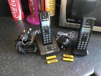 Panasonic duel phone