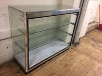 Glass shopdisplay cabinet