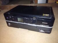 Epson Stylus Photo PX720WD All-in-One Printer