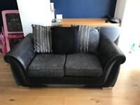 Sofa and storage footstall